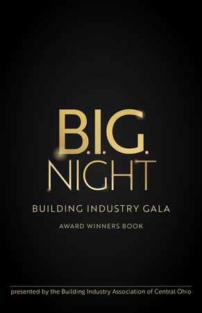 BIG Night Award Winners Book